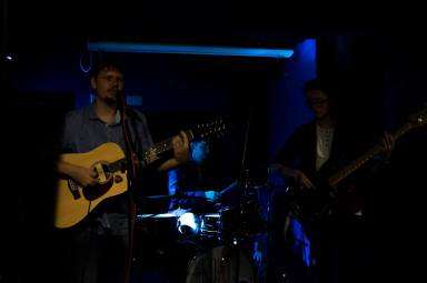 Live at Bar 42 03/08/16, Photo Credit: Leanne Cushnie