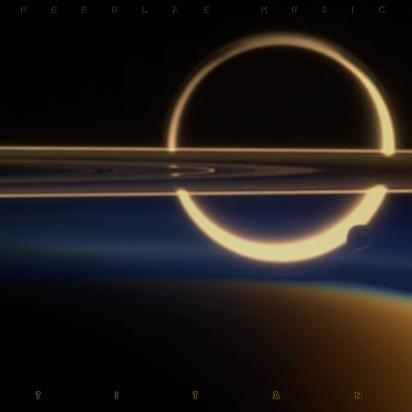 "Artwork for ""Titan"", imaged from NASA"